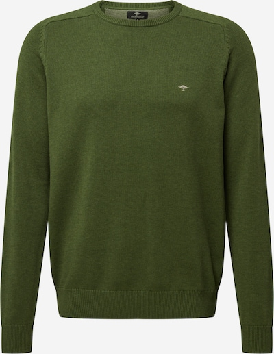 FYNCH-HATTON Sweater in Grass green, Item view