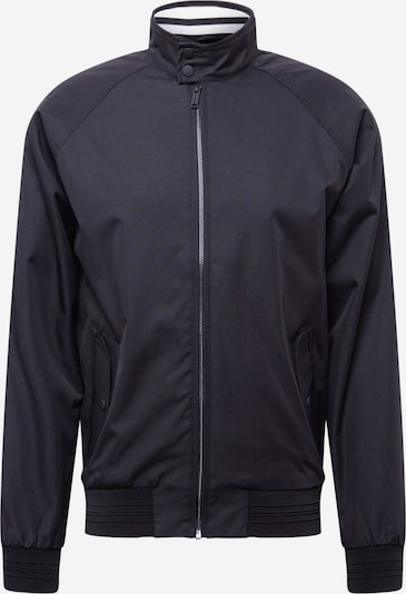 BURTON MENSWEAR LONDON Tussenjas 'HARRINGTON' in de kleur Zwart, Productweergave