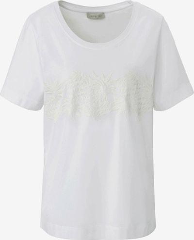 MARGITTES Sweatshirt in weiß, Produktansicht
