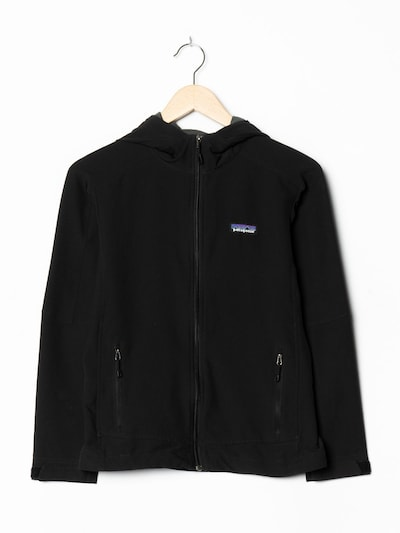 PATAGONIA Sportjacke in S-M in schwarzmeliert, Produktansicht