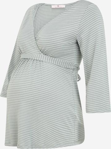 BELLYBUTTON Shirt in Grey