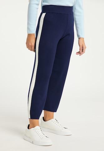 usha BLUE LABEL Παντελόνι σε μπλε