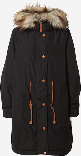 VILA Manteau d'hiver 'Flavia' en noir, Vue avec produit