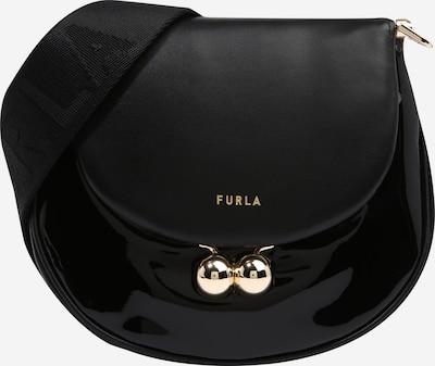 FURLA Чанта за през рамо тип преметка 'PORTAGIOIA' в черно, Преглед на продукта