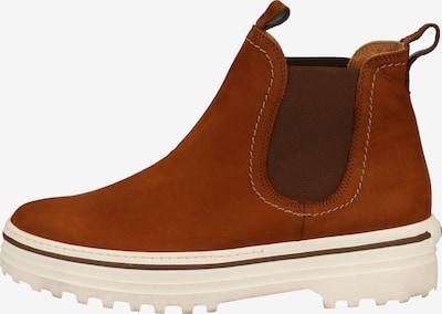 Paul Green Chelsea boots in de kleur Bruin: Vooraanzicht