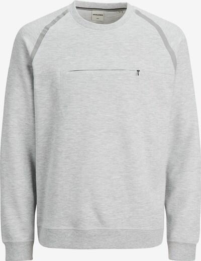 JACK & JONES Sweatshirt 'CHRISTOPH' in hellgrau, Produktansicht