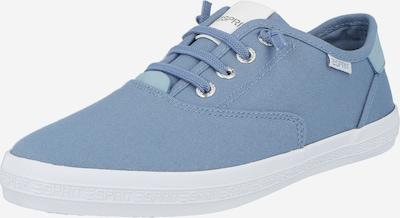 ESPRIT Baskets basses 'Nita' en bleu pastel, Vue avec produit