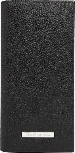 ARMANI EXCHANGE Kabatas portfelis melns, Preces skats