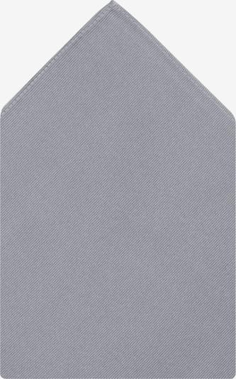 SEIDENSTICKER Pocket Square ' Schwarze Rose ' in Grey, Item view