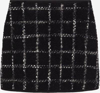 MANGO Rock 'Copito' in schwarz / silber, Produktansicht
