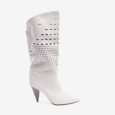 ISABEL MARANT Stiefel in 38 in wollweiß, Produktansicht