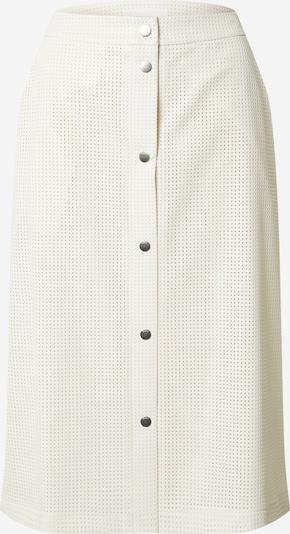 BOSS Casual Jupe 'Vefy' en blanc, Vue avec produit