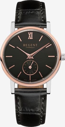 REGENT Analog Watch in Black, Item view