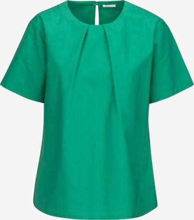 SEIDENSTICKER Bluse in grün, Produktansicht