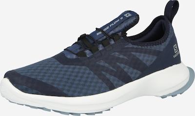 SALOMON Маратонки за бягане 'SENSE FLOW 2' в опушено синьо / тъмносиньо / черно, Преглед на продукта