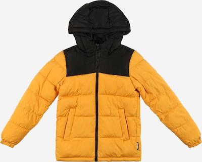 Demisezoninė striukė 'PAUL' iš Jack & Jones Junior, spalva – šviesiai oranžinė / juoda, Prekių apžvalga