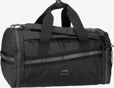 SANDQVIST Weekender ' Leopold Duffel Bag ' in schwarz, Produktansicht