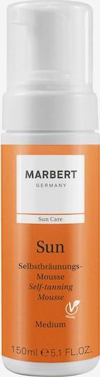Marbert Selbstbräuner Mousse in, Produktansicht