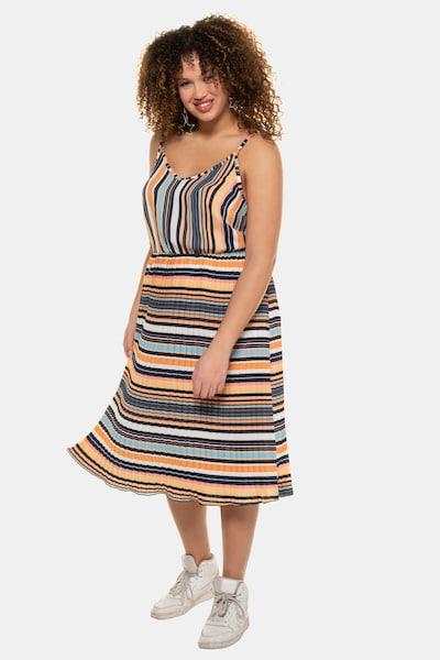 Studio Untold Studio Untold Damen große Größen Streifenkleid 749177 in mischfarben, Modelansicht