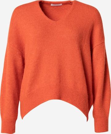 BOSS Casual Pullover in Orange
