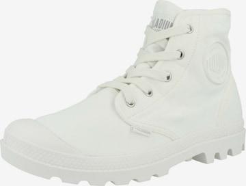 Palladium Boots 'Pampa Hi' in Weiß