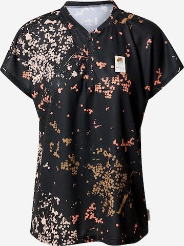 Maloja Funksjonsskjorte 'All Mountain' i svart