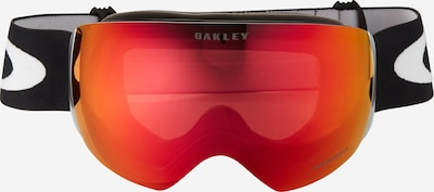 OAKLEY Sports glasses 'Flight Deck' in Dark orange / Black, Item view