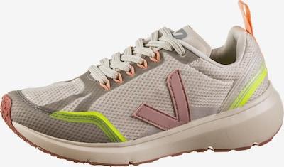 Veja Running Shoes 'Condor 2' in Neon yellow / Light green / Light orange / Dusky pink, Item view