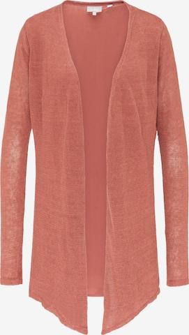 Usha Cardigan in Pink