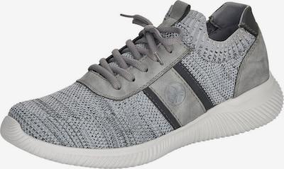Sneaker bassa RIEKER di colore marino / pietra / grigio chiaro, Visualizzazione prodotti