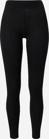 Leggings Urban Classics Curvy en noir