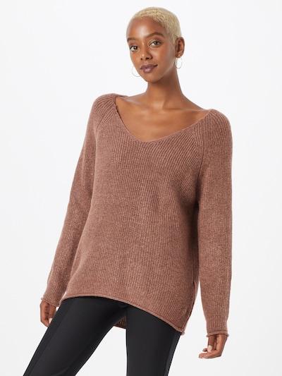 ABOUT YOU Pullover 'Laren' in rotmeliert, Modelansicht