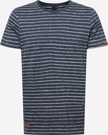 Ragwear Shirt 'STEEF' in Blau