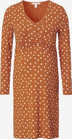Esprit Maternity Still-Kleid in Braun