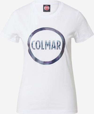 Colmar Tričko - námornícka modrá / dymovo modrá / biela, Produkt