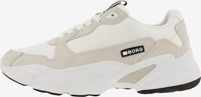 BJÖRN BORG Sneaker in wollweiß, Produktansicht