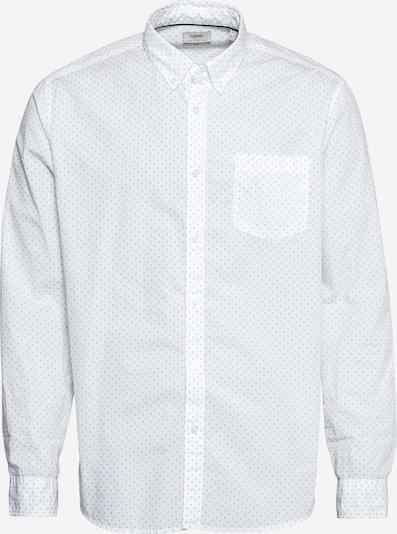 ESPRIT Hemd in hellblau / weiß, Produktansicht
