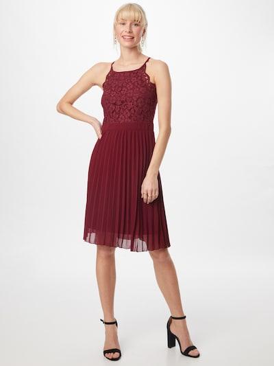 ABOUT YOU Cocktailjurk 'Grace' in de kleur Bordeaux, Modelweergave