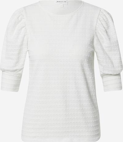 Maison 123 T-shirt 'DOLLY' en blanc, Vue avec produit