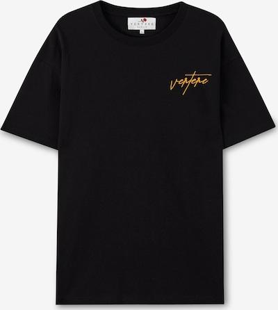 Vertere Berlin Shirt in de kleur Sinaasappel / Zwart, Productweergave