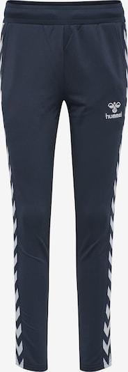 Hummel Pantalon de sport 'NELLY 2.3' en bleu marine / blanc, Vue avec produit