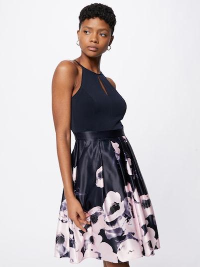 Vera Mont Šaty - tmavě modrá / růže, Model/ka