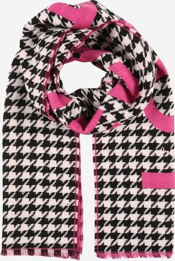 CODELLO Šál - ružová / čierna / biela, Produkt