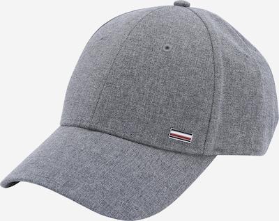 Șapcă TOMMY HILFIGER pe gri, Vizualizare produs