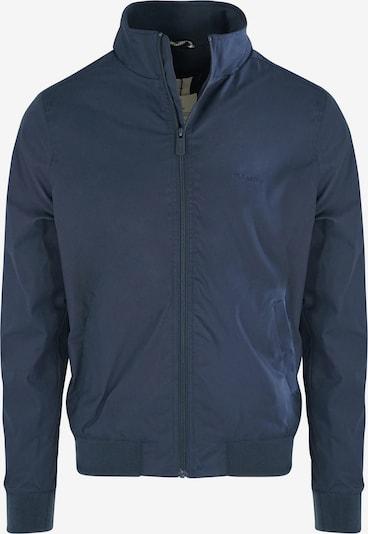 mazine Tussenjas 'Exeter' in de kleur Donkerblauw, Productweergave