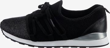 Lynfield Sneaker in Schwarz