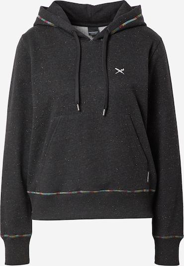 Iriedaily Sweatshirt in schwarz, Produktansicht