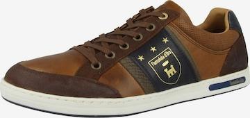 PANTOFOLA D'ORO Sneaker in Braun