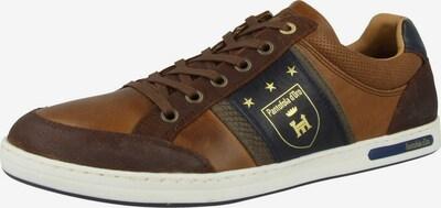 PANTOFOLA D'ORO Sneakers laag in de kleur Donkerblauw / Bruin, Productweergave