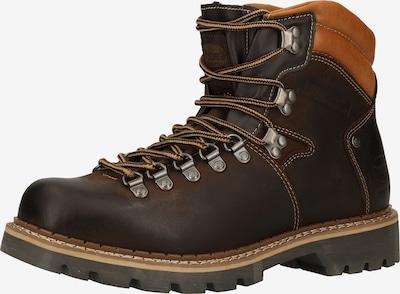 Dockers by Gerli Čizme sa vezicama u smeđa / konjak, Pregled proizvoda